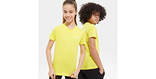THE NORTH FACE T-Shirt Child Yellow NF0A2WAN Jaune M