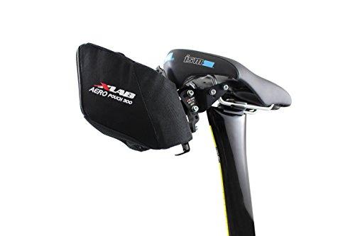 Xlab Aero Pouch 300 Soporte para Botella, Negro, Talla Únic