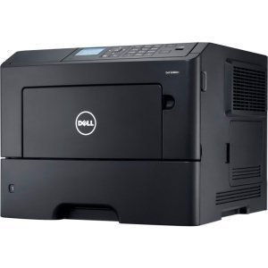 Dell Laser Printer B3460dn - Printer - monochrome - Duplex - laser - A4/Legal - 1200 x 1200 dpi - up to 50 ppm - capacity: 650 sheets - USB, Gigabit LAN, USB host Photo #5