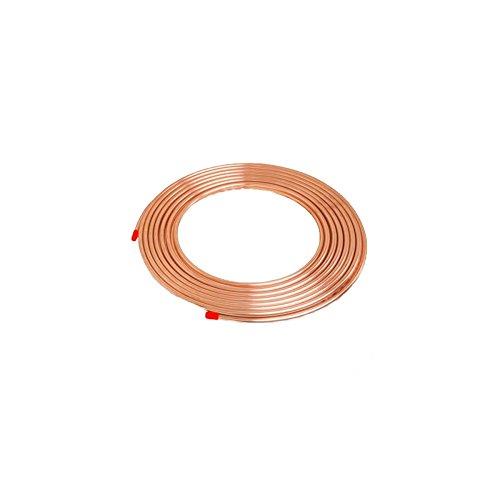 10 Metre bobina de 10 mm tubo de cobre W microperforados Mantel de tela impermeable y 10 m de TW