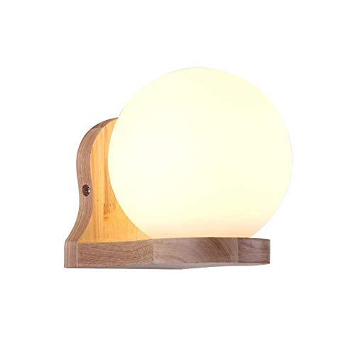 Modern wandverlichting, wandlamp, hout, hoeken, sfeervolle sfeer, gloeilamp, arm, bron, trap, glas, houten kamer + wandlampen