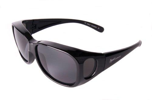 Shatterproof Protection UV400 Eyelevel Sports Polarized Overglass Sunglasses