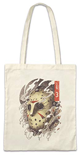 Urban Backwoods 13th Portrait Boodschappentas Schoudertas Shopping Bag