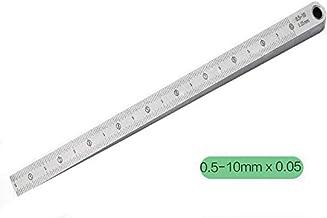 锥形焊接仪表测量仪焊接锥度规间隙感觉器 YUCHENGTECH