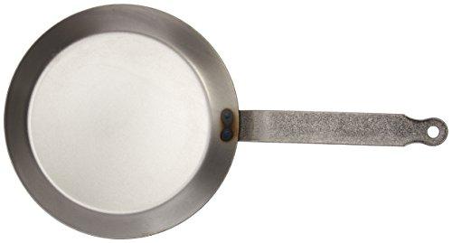 Product Image 2: Matfer Bourgeat 062033 Round Crepe Pan, 8 5/8-Inch, Gray
