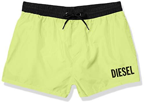Diesel BMBX-Sandy Bañador, Amarillo (Yellow Fluo 21c/0pazd), XX-Large para Hombre