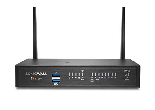 SonicWall TZ370 Wireless AC TotalSecure 1YR Advanced Edition (02-SSC-6826)