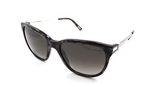 Chopard Gafas de Sol Mujer SCH-204S-0VA9 (Diametro 56 mm), Horn Dark Red0va9, Talla Unica Unisex-Adult