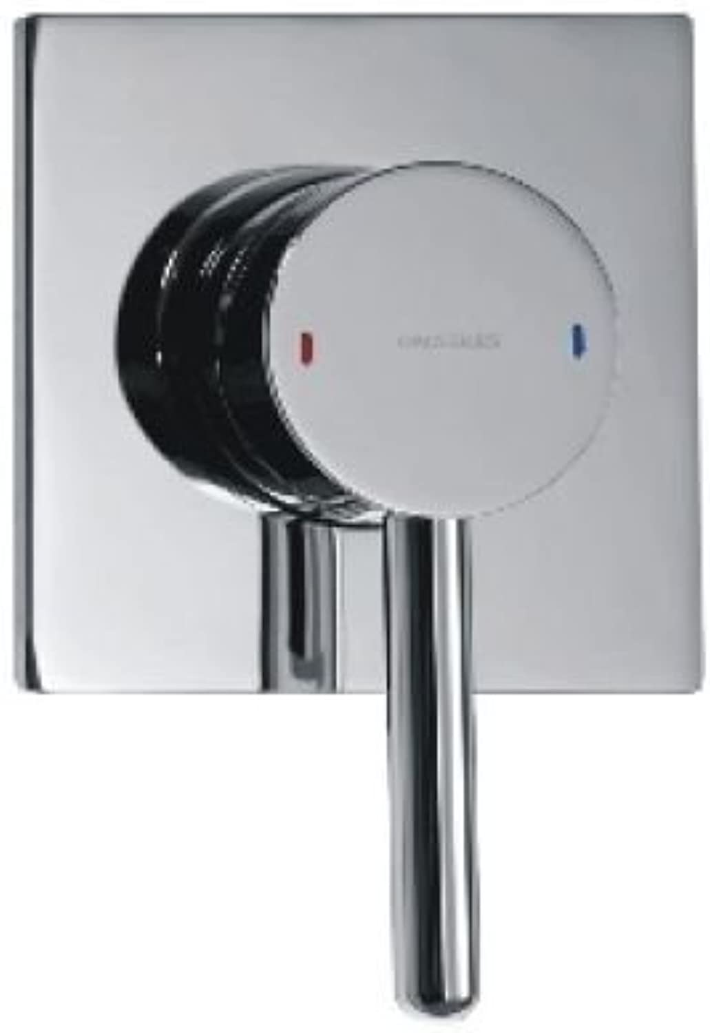 DOMINO COMFORT Y TRIPLE SWITCH WITH Flush-Mounted BODY