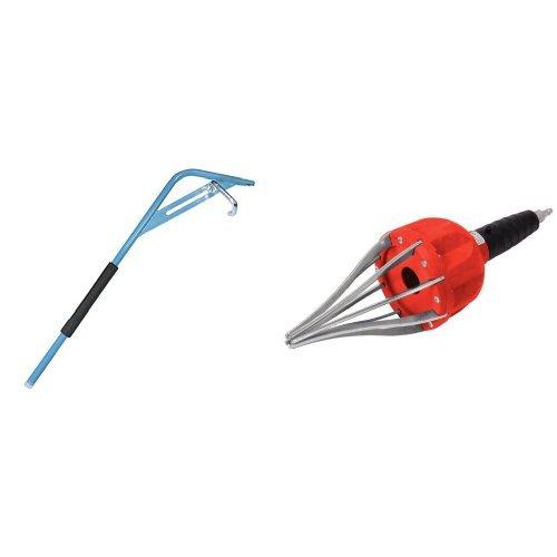 JBM 51902 Levier Universel pour Axe et Rotule et KS Tools 515.3100 Expandeur de soufflet de cardan pneumatique