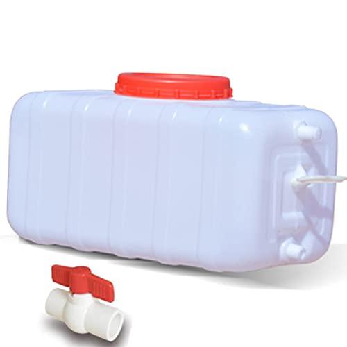 TOOARG Bidones de Plastico,deposito Agua,bidon Agua,Agrícola Barriles Industriales,25L,pequeña Capacidad,Grado de Comida,sin BPA,para Exteriores Camping,Thick