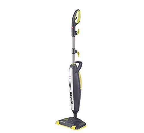 Hoover Can 1700 R 011 1.7L 2700W Amarillo-Vaporeta (Escoba limpiadora, 1,7 L, 7 m, 2700 W, 0,5 min), Normal