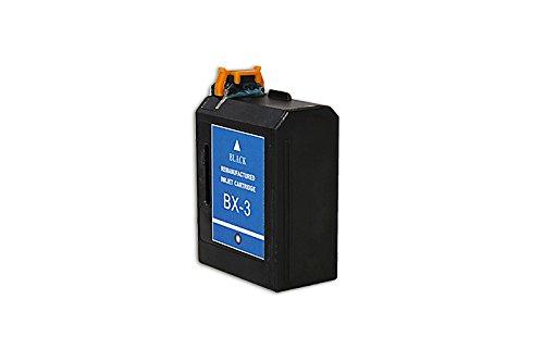 Recycelt für Telekom T-Fax 4200 Druckkopf Black - BX-3 / 0884A002 - Inhalt: 30 ml