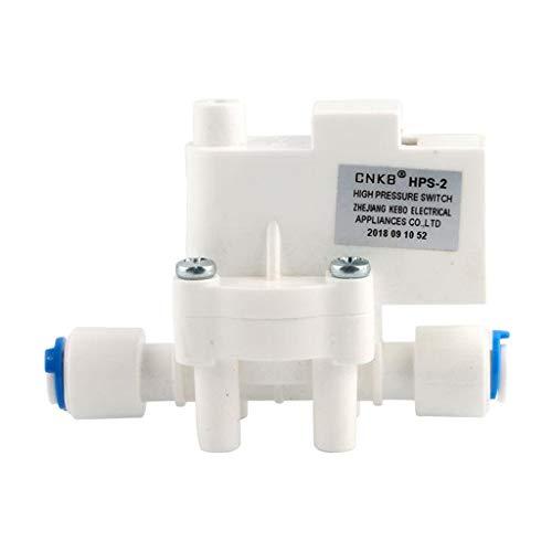 Generic Pressostato con Valvola di Riduzione da 1 4    per Depuratore d Acqua Ad Osmosi Inversa