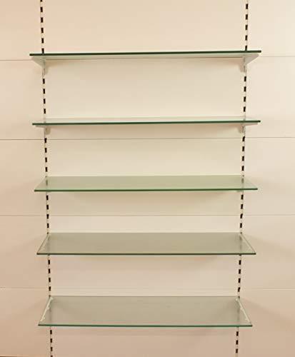 Glasboden Länge: 1000mm Breite: 310mm, Stärke: 10mm Regalboden Glasregal