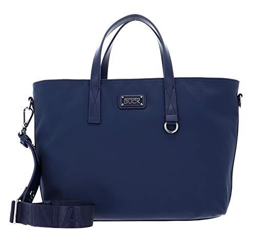 Mandarina Duck Style, Bolso de mano para Mujer, Vestido Azul, Taglia Unica