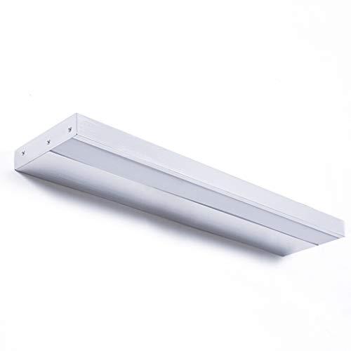 Zonnelamp met spiegelverlichting, led-spiegel, kast, make-up, waterdicht, badkamerspiegel, lamp, woonkamer, lamp [energie-efficiëntieklasse A +]