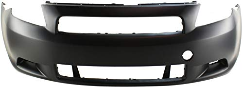 Crash Parts Plus Textured Front Bumper Cover Replacement for 2006-2009 Dodge Ram