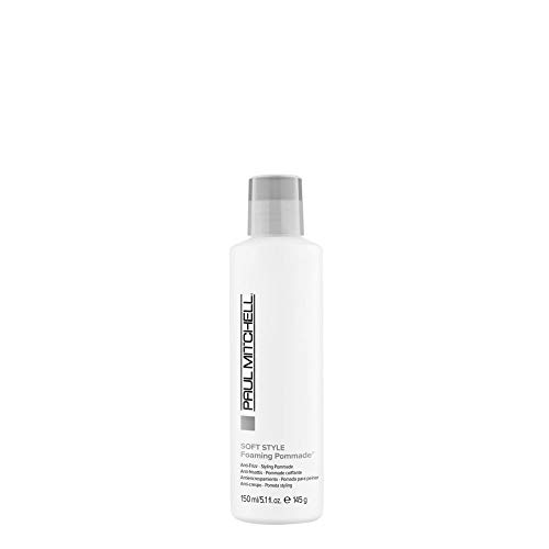 Paul Mitchell Foaming Pomade Smoothing Polish for Unisex