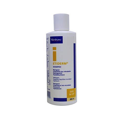 Virbac Etiderm Shampoo, 200ml