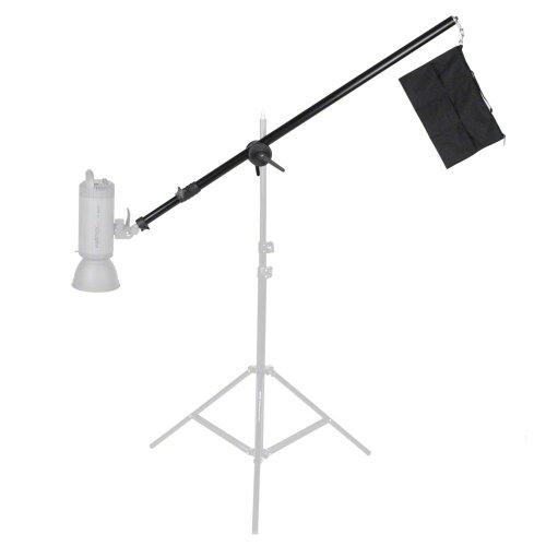 Walimex Galgen mit Beschwerungstasche (120-220 cm)