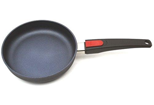 Woll Try-me-Pan - Sartén de hierro fundido para cocinas de inducción, diámetro 20 cm