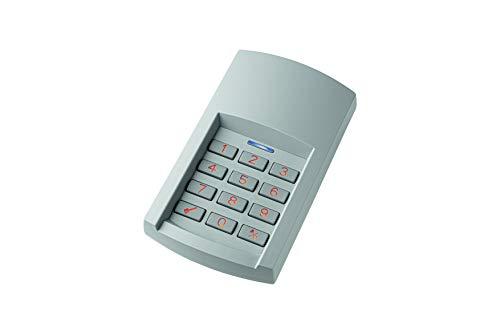Hörmann RCT 3b 4510439 - Teclado de código inalámbrico para puertas (teclas iluminadas, frecuencia de 433 MHz, bisegur, emisor manual para puertas), multicolor