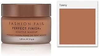 fashion fair perfect finish souffle makeup honey