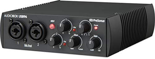 PreSonus Audio Electronics AudioBox USB 96-25th Anniversary Edition