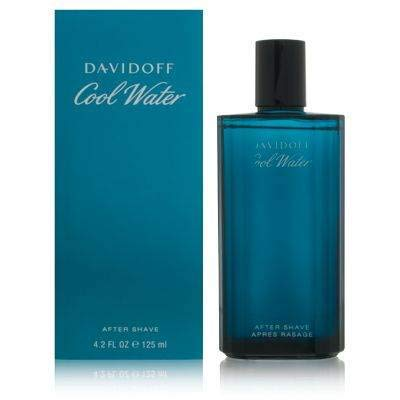 Davidoff Cool Water Dopo Barba, Uomo, 125 ml