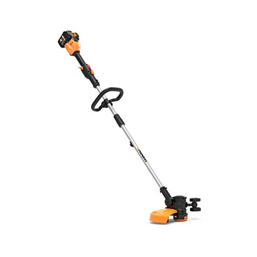 Best Buy! WG184 13 40V Lithium-Ion CordIess String Trimmer with Batteries & Chger