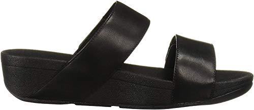 Fitflop Women's mina Slides Sandalen, Schwarz (All Black 090), 39 EU