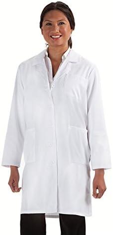 Prestige Medical Women's Coat Lab Super sale White OFFicial site