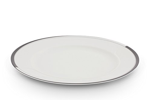 """BOL 17 CM LA BELLE /""""black /& white/"""" Frise porcelaine"""
