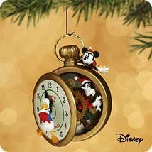 Hallmark Keepsake Ornament Goofy Clockworks 2002 QXD4923