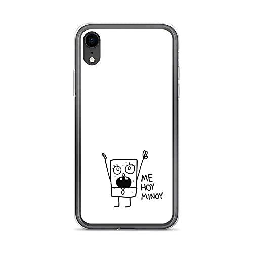 Custodie per Telefoni Spongebob: doodlebob Cover iPhone 12/11 Pro Max 12 mini SE X/XS Max XR 8 7 6 6s Plus Custodie