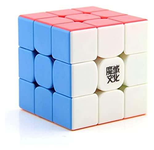 hsj WDX- 3x3 profesional y competencia velocidad cubo cerebro juego 3D Puzzle Thinking