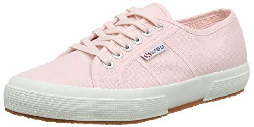 Superga Unisex-Erwachsene Classic Sneaker Low-Top 2750 Cotu Classic, Rosa (915), 43 (Herstellergröße: 9)