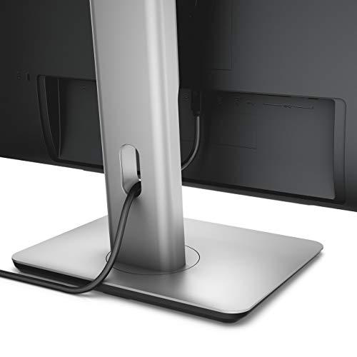 DELL U2415 61,2 cm (24 Zoll) Monitor (HDMI, USB, LED, 6ms Reaktionszeit) schwarz - 11