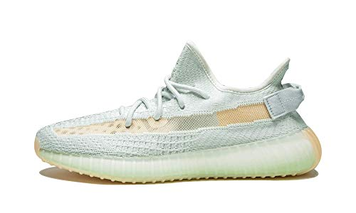 adidas Mens Yeezy Boost 350 V2 Hyper Space Eg7491 Size - 10.5