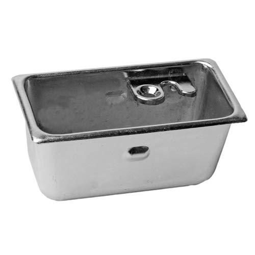 Blue Oval Industries 1994-1998 Mustang Stainless Steel Ashtray Bucket Receptacle