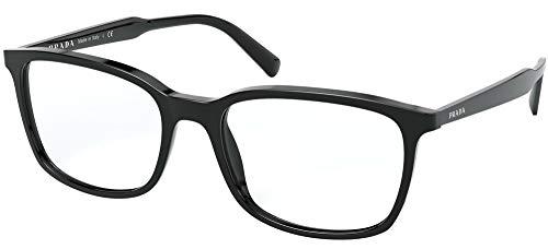Preisvergleich Produktbild Prada Brillen Gafas de Vista CONCEPTUAL PR 13XV BLACK 55 / 18 / 145 Herren