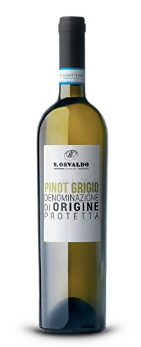 Pinot Grigio Doc delle Venezie 75 Cl S.Osvaldo - Vino Bianco Fermo