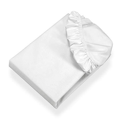 Setex Baby Matratzenschutz, Weiß, 70 x 140 cm