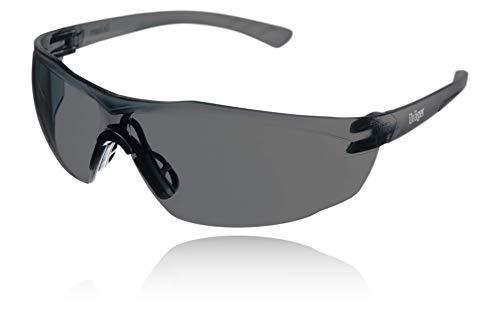 Dräger X-pect 8321 Gafas de Seguridad | Lentes de protección Rayos UV antivaho| Ultraligeras para un Uso intensivo | para Industria, Deporte, Laboratorio | 3 Gafas ⭐