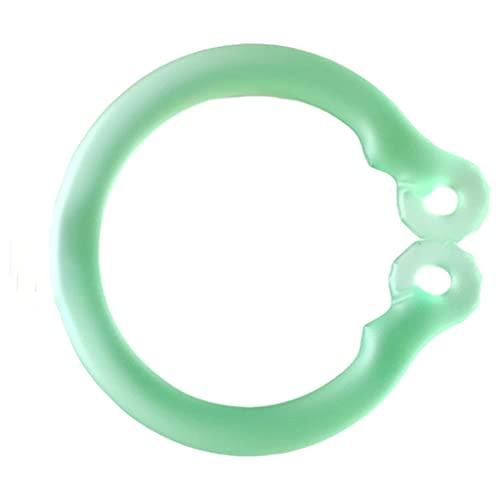 Amagogo Envoltorios de enfriamiento del Cuello del Tubo de enfriamiento del Cuello para Actividades al Aire Libre - Verde