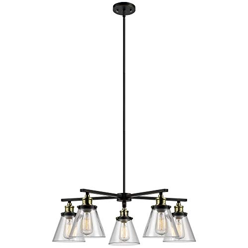 La Mejor Lista de Lámparas de araña comprados en linea. 9