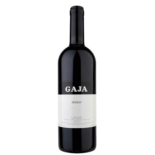 GAJA - SPERSS LANGHE DOCG 2008 - Rotwein Italien - DE