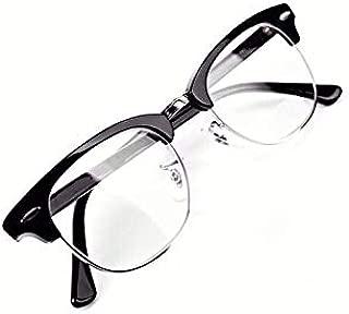 Clubmaster Medical Glasses For Men, Clear