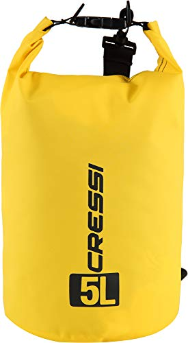 Cressi Dry Bag Mochila Impermeable para Actividades Deportivas, Unisex...